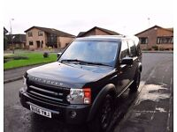 Land Rover DISCOVERY 3 2.7 TD V6 SE Automatic - many features