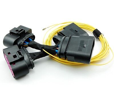 Audi A3 8P + TT 8J Xenon headlights adapter cable set, suitable for Bi Xenon for sale  Shipping to Ireland