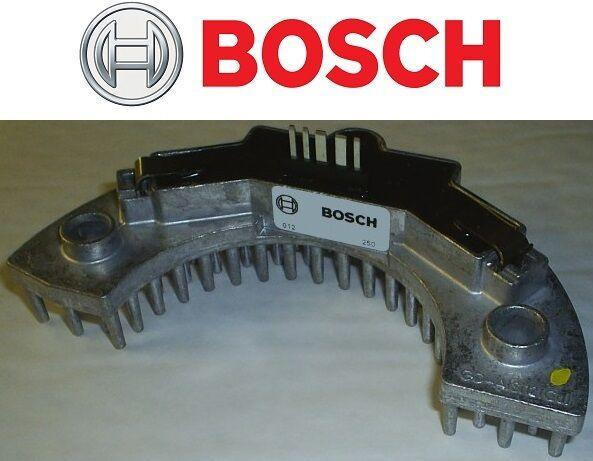 OEM Bosch Heater Blower Fan Motor Resistor Peugeot 206 307 Citroen Xsara Picasso