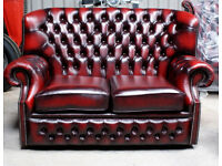 Chesterfield Suite Wraparound Style