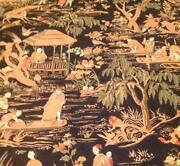 Chinoiserie Upholstery Fabric