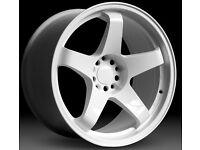 """17"""" Rota GT-R Wheels - 4x114.3 PCD"""