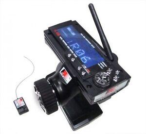 FS-GT3B  FLYSKY 2.4G 3CH Radio Digital LCD Transmitter and Receiver RC Car Boat