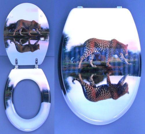 wc sitz tiere toilettensitze ebay. Black Bedroom Furniture Sets. Home Design Ideas