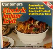 Contempra Electric Indoor Grill