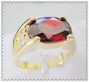 Mens Ruby Ring Size 12
