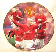Manchester United Plates