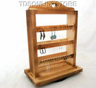 Unbranded Wooden Earring Holders & Organizers