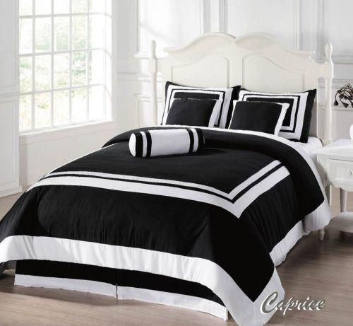 Black And White King Duvet Cover Ebay
