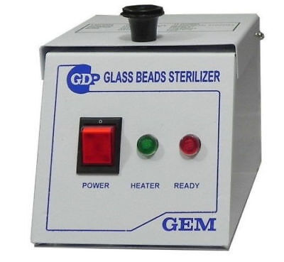 Gdp Glass Bead Sterilizer Heater Zem Dental Instrument