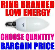 Low Energy Candle Bulbs