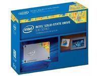 Intel 530 Series SSDSC2BW120A4K5 120GB 2.5 inch Internal Solid State Drive. Sealed