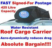 Car Roof Bag