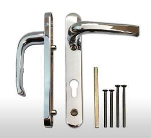 Upvc door handles door handles ebay for Upvc french door handles