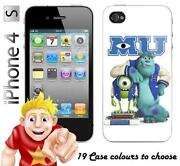 Monster iPhone 4 Case