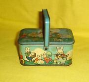 Peter Rabbit Tin