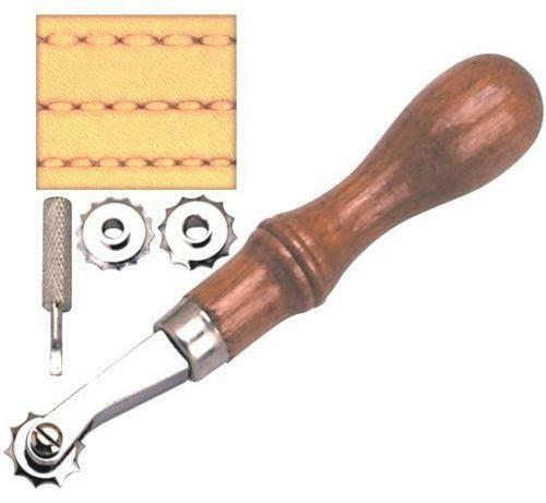 Hand sewing leather ebay for Leather craft kits for sale