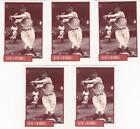 Wholesale Lots Baseball Cards