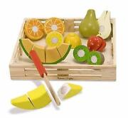 Wooden Toy Fruit