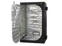 Hydroponics Green Box Tent Grow Bud Room 1.2m x 1.2m x 2m Indoor Growing Box