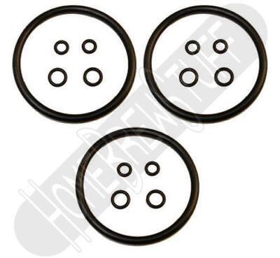 3 X Keg O-ring Set Gasket Seal Rebuild Kit Fits Ball Pin Lock Draft Beer Soda