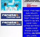 SR726 Watch Batteries