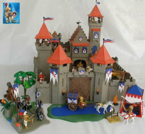 playmobil knights empire castle ebay. Black Bedroom Furniture Sets. Home Design Ideas