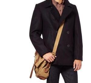 Mens Pea Coat | eBay