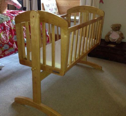 Mamas And Papas Swinging Crib Ebay