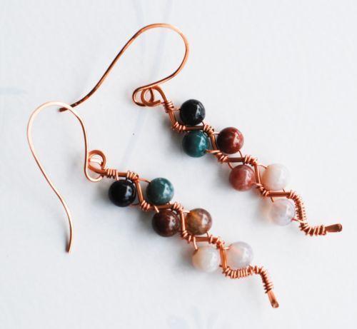 wire wrapped gemstones jewelry watches ebay