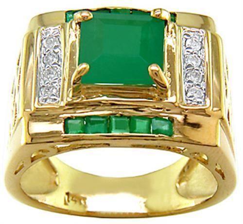Mens 9ct Gold Rings