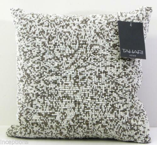 Tahari Home Decorative Pillow : Tahari Pillow eBay