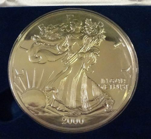 1 Pound Silver Eagle Ebay