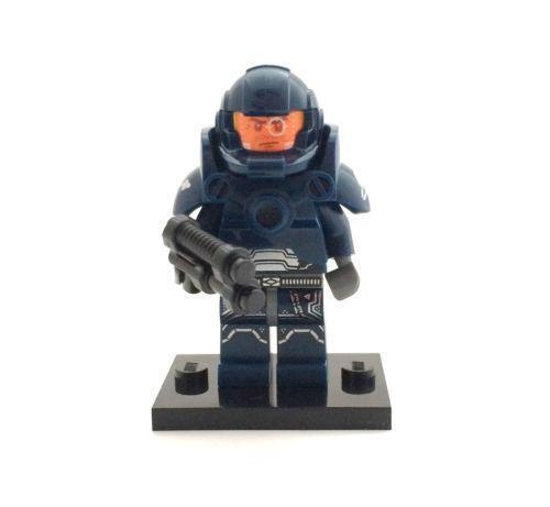 Sealed Lego Series 7 13 GALAXY PATROL POLICE HALO SPACE WARRIOR SOLDIER Minifig