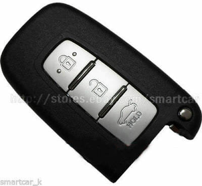 Proximity FOB Smart Key for 2011 2012 2013 Hyundai Solaris 5-Door Hatchback