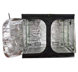 Hydroponics Green Box Tent Grow Bud Room 300 x 120 x 200 Indoor Growing Box