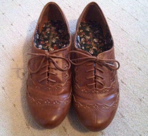 Primark Brogue Shoes Ebay