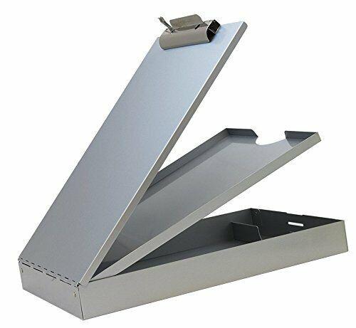 Saunders 21017 Recycled Aluminum Cruiser Mate Storage Clipboard – Lightweight...