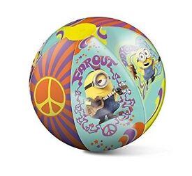 minions beach ball x 12