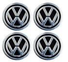 VW Alloy Badge