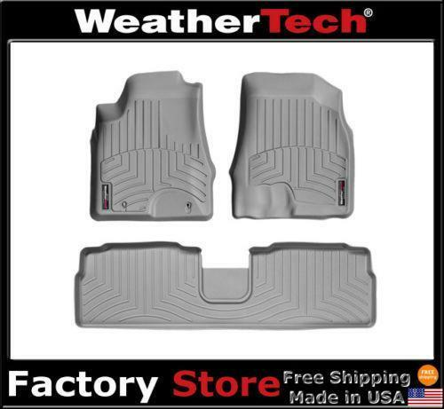 2006 toyota highlander floor mats ebay. Black Bedroom Furniture Sets. Home Design Ideas