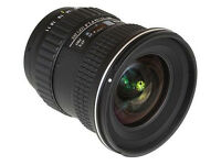 Mint Tokina 11-16mm f2.8 AT-X PRO DX IF Lens - Nikon Fit for sale.