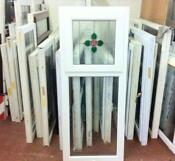 Used White Upvc Windows