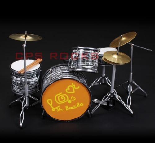 beatles drum set ebay. Black Bedroom Furniture Sets. Home Design Ideas