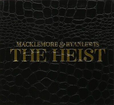 Macklemore   Ryan Le   Heist  Gator Skin Deluxe Box Set   New Cd  Boxed Set