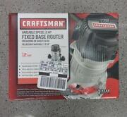 Craftsman Router Base