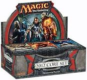 MTG 2012 Core Set Booster Box