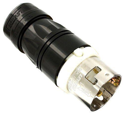 Leviton CS8365C 50 Amp, 3-Phase 250V AC, Non-NEMA, 3P, 4W