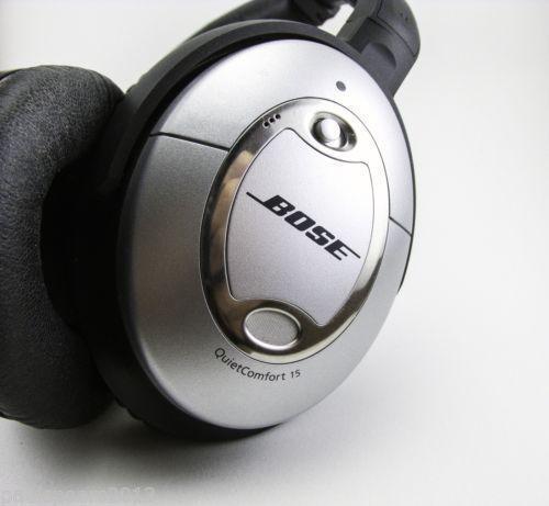 Bose QuietComfort 15 Acoustic | eBay