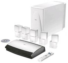Bose Lifestyle 28 Series II home theatre system